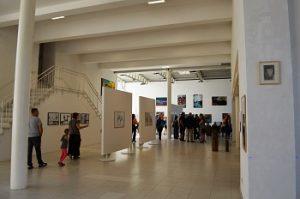 exhibition EKA Punktlandung 2018