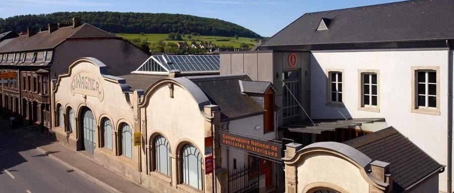 Diekirch car museum CNVH